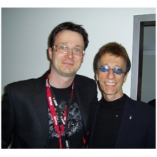 Robin Gibb ( Bee Gees )